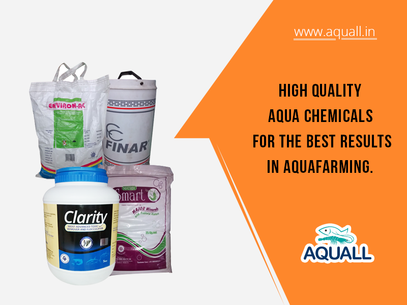 Avail the best prices in the aqua chemicals. Call us