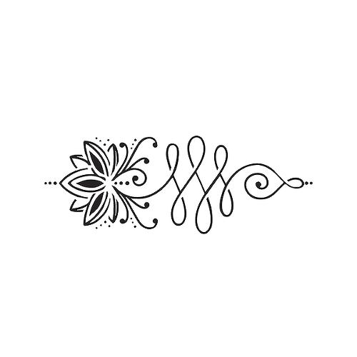 Lutea Tattoo - Semi-Permanent Tattoos by inkbox™