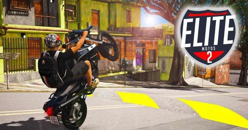 Elite Motos 2 Como Dar Grau E Como Baixar O Jogo O Elite Motos 2 E A Nova Versao Do Elite Motos Um Jogo De M Desenho De Moto