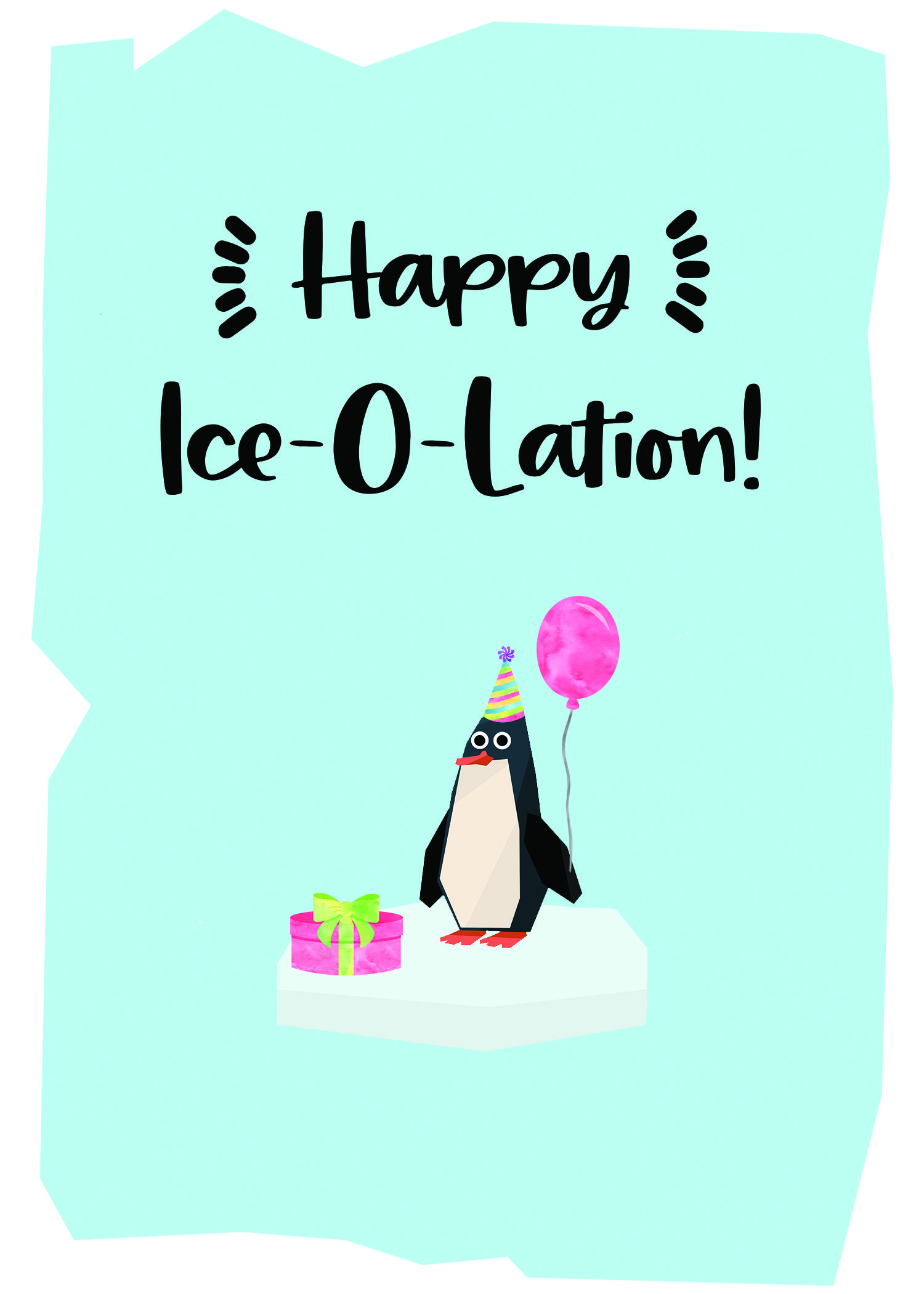 Pin on Downloadable Birthday Cards for Quarantine