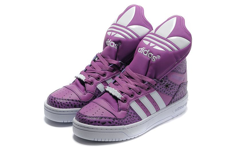 Adidas Originals Metro Attitude Purple shoes