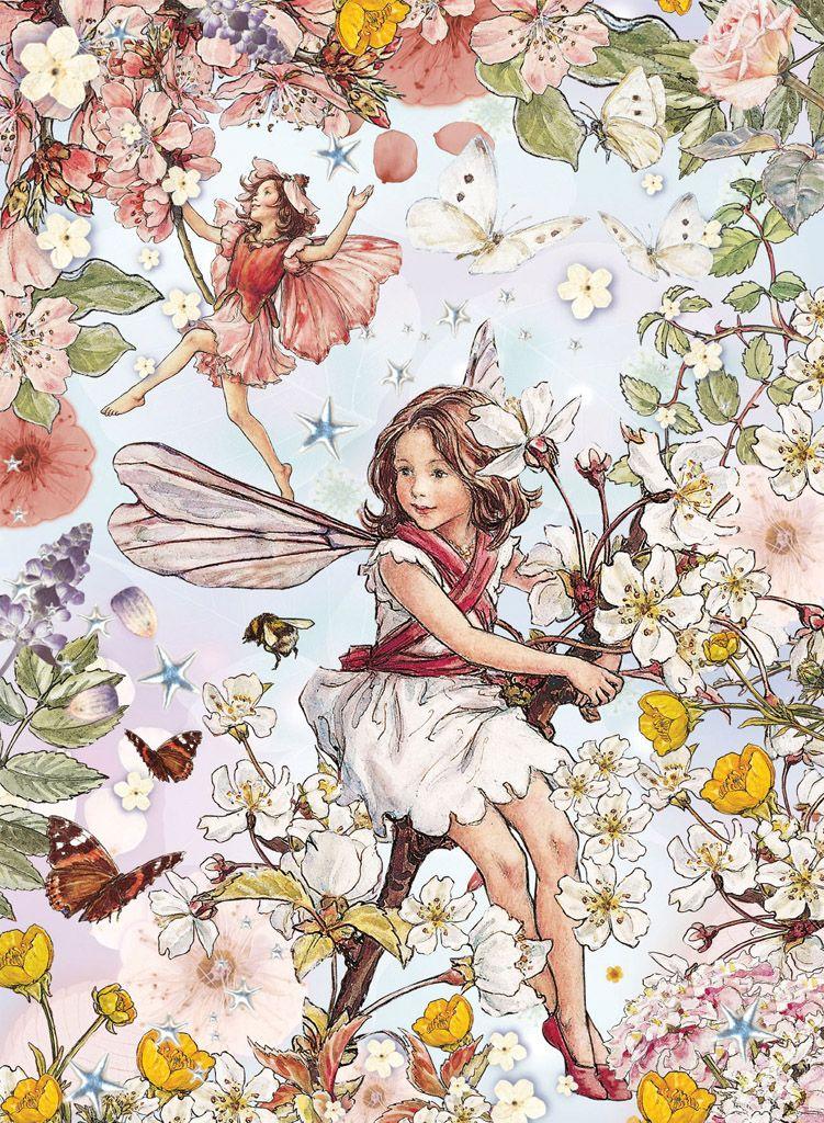 открытки с феями цветов видите, появление полос