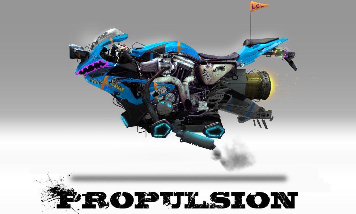 7-5-14_Propulsion by BlakeZ on DeviantArt