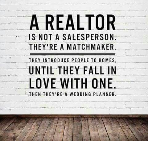 Real estate matchmaking