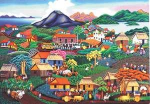 ¿Qué relación tiene la historia y el arte de Nicaragua con tu vida?