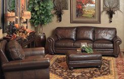 Hemispheres Furniture Breckenridge Sofa