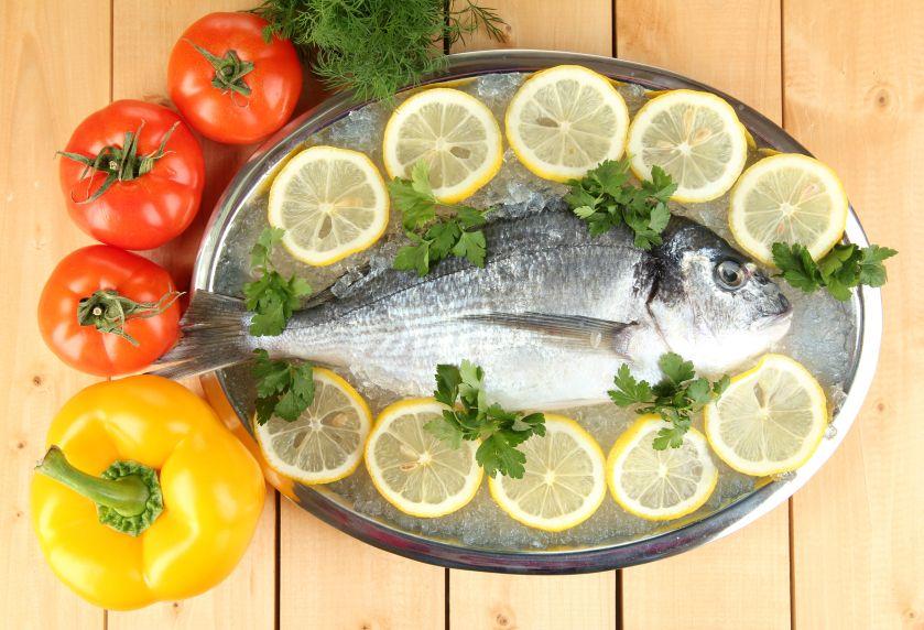 Día a día: ¿Manipulas bien el pescado? - Blog nutrición center