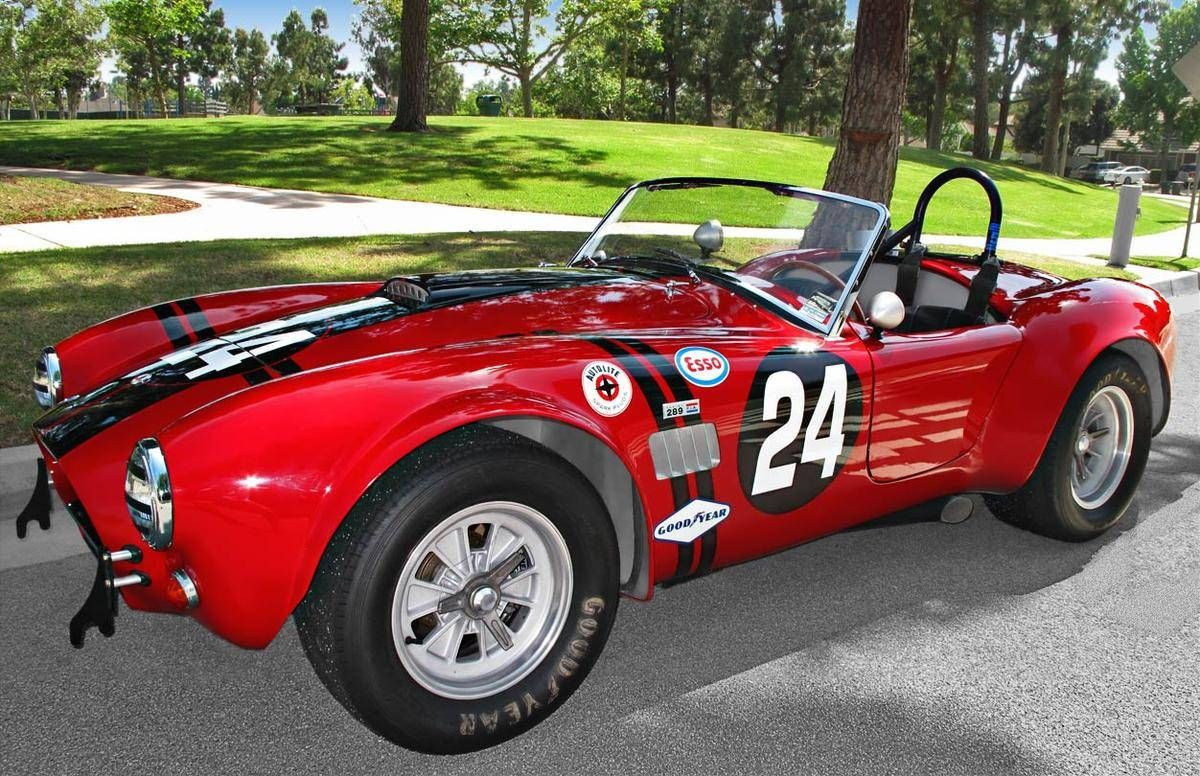 Find this pin and more on ac shelby cobra
