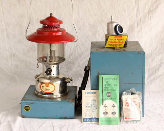 Original Vintage Coleman Lantern Replacement Handle from Model 200 1960/'s