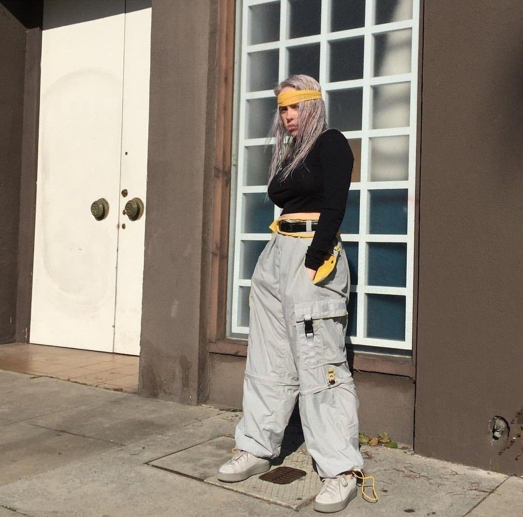 Pin By Aja On Billie Eilish Billie Eilish Billie Baggy Clothes
