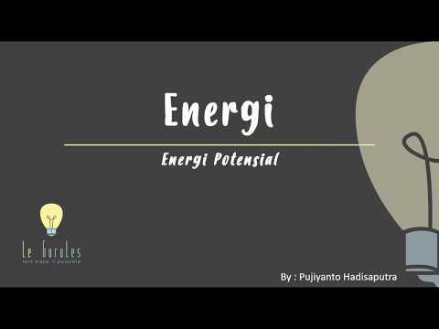 Fisika Kelas 7 Kurikulum 2013 Energi Kelas 7 Energi Potensial Contoh Soal Energi Potensial Youtube