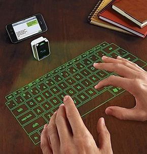 Virtual Laser Keyboard For Iphone Or Smartphone Pretty Cool Tech Gadget Pinterest Gadgets And