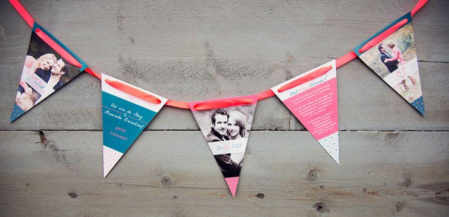 Trouwkaart   Annerieke & Giel   Loveshoot