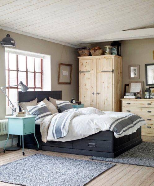 Ikea Us Furniture And Home Furnishings Bedroom Design Bedroom Colors Bedside Table Ikea