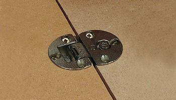 Flap Hinge 3 Way Adjustable And Detachable