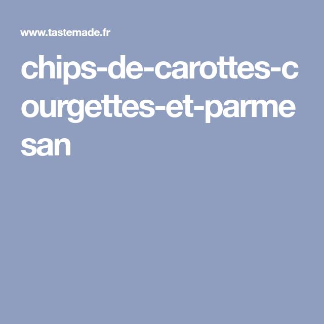 chips-de-carottes-courgettes-et-parmesan