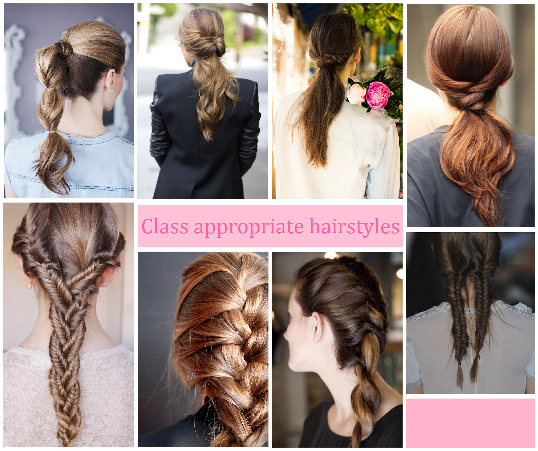 easy hairstyles for school for teenage girls hair