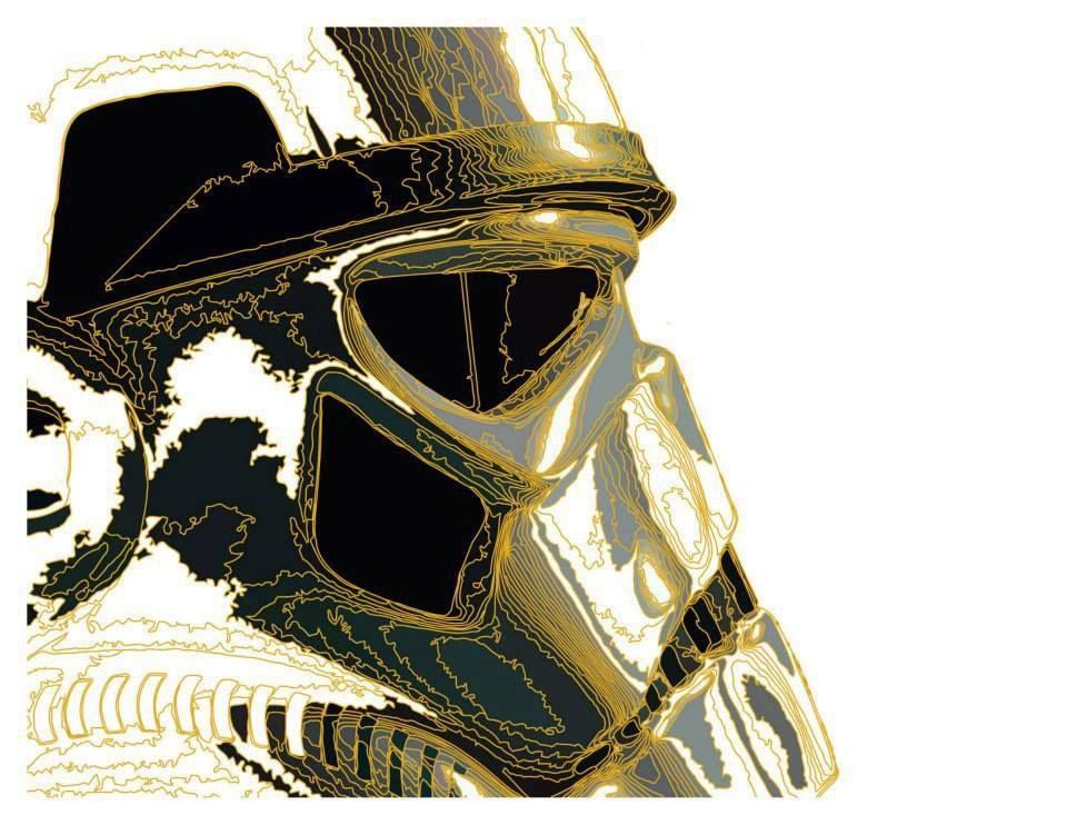 Stormtrooper graphic