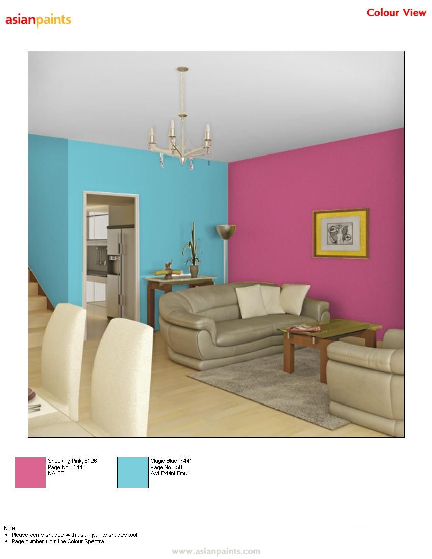 Pink Blue Blue Bedroom Paint Blue Bedroom Exterior Color Combinations