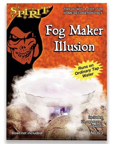 Mist Maker from Spirit Halloween on Catalog Spree, my personal - halloween catalog