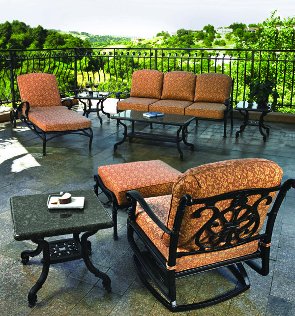 The Gensun Casual Living Florence Deep Seating Collection