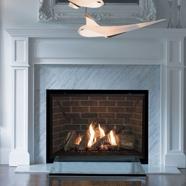 valor h6 gas zero clearance fireplace 1