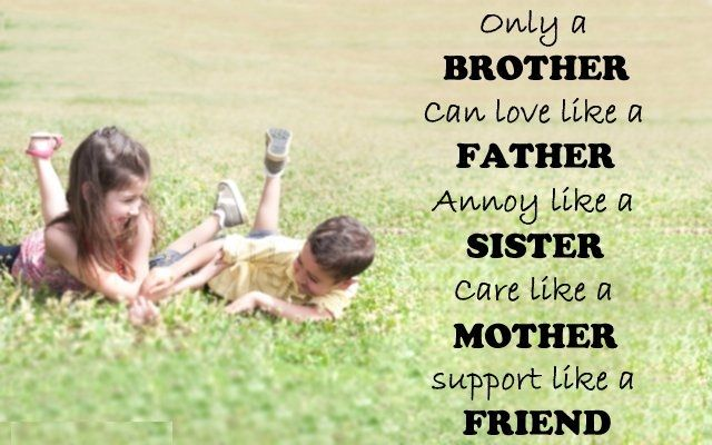 Birthday Quotes For Elder Brother From Sister Sister Love Quotes