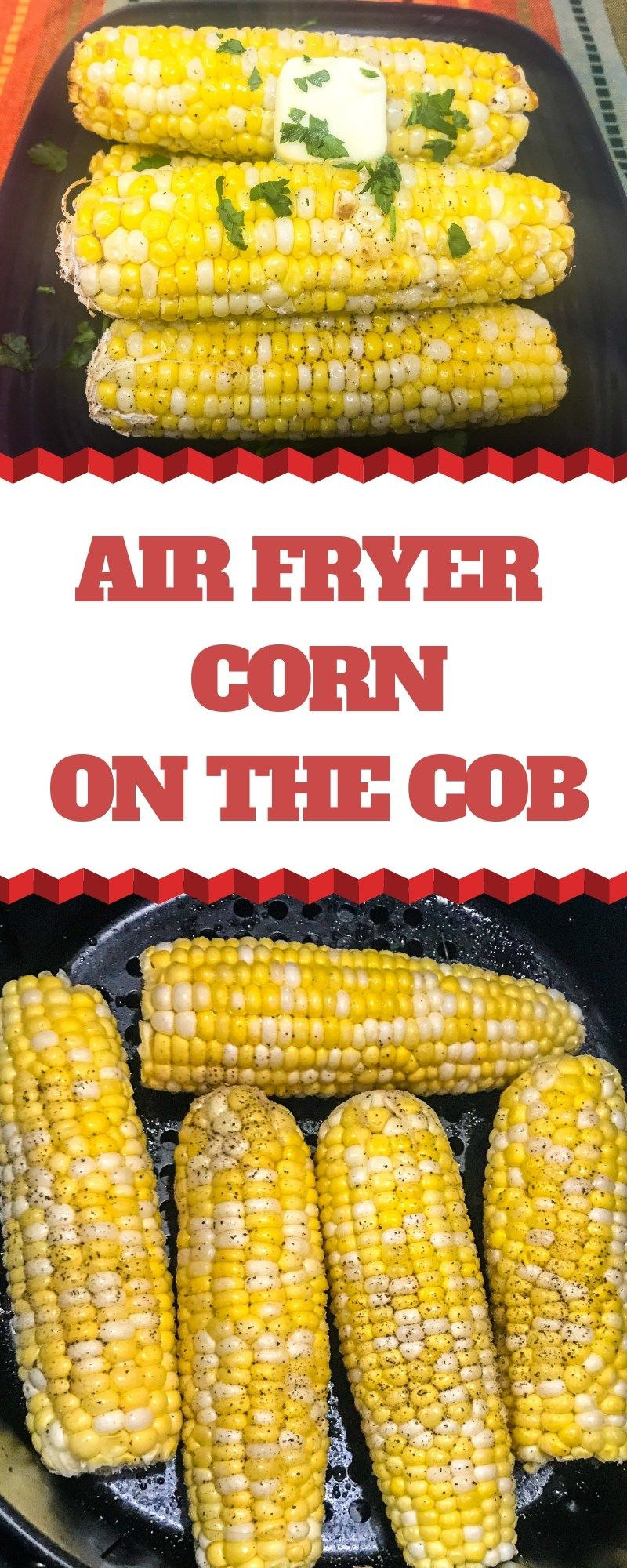 Air Fryer Corn on the Cob Recipe (With images) Air