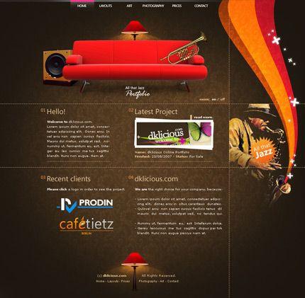 website model website ideaswebsite designsall - Web Design Ideas