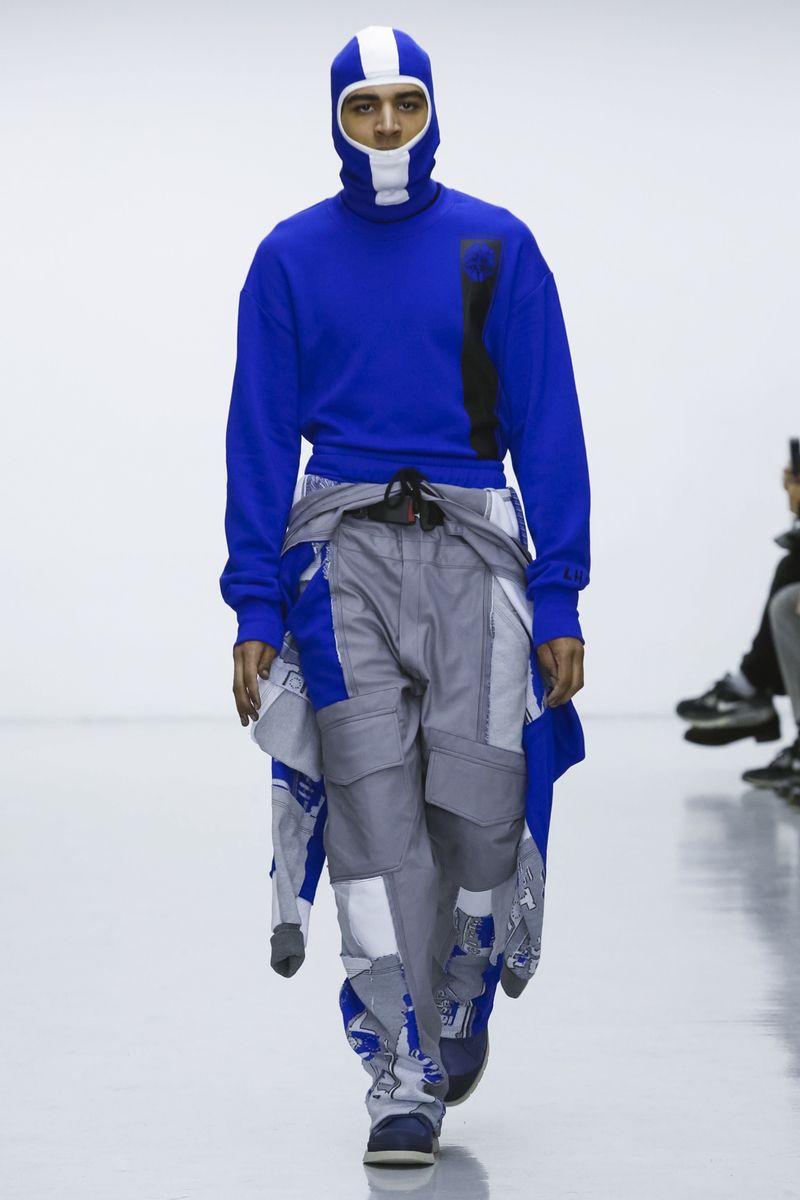 Liam Hodges Menswear Fall Winter 2016 London