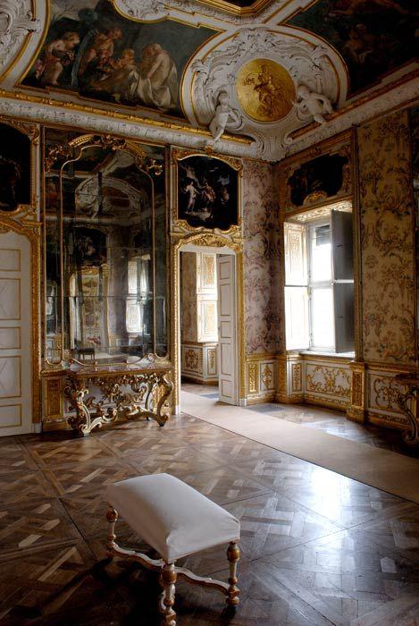 Italian villas villa della regina torino italy for Palazzo villa torino