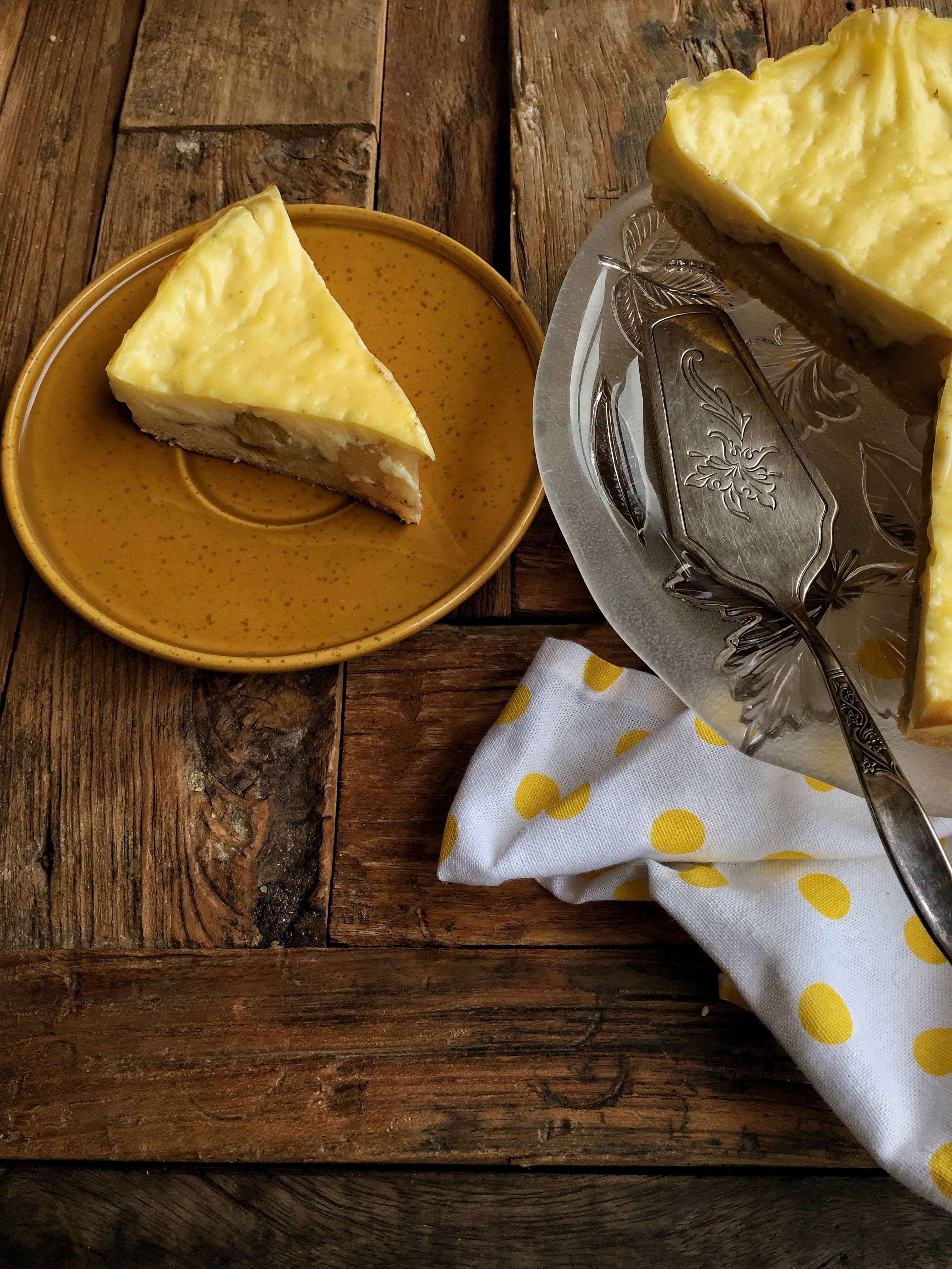 Traditional Kuchen