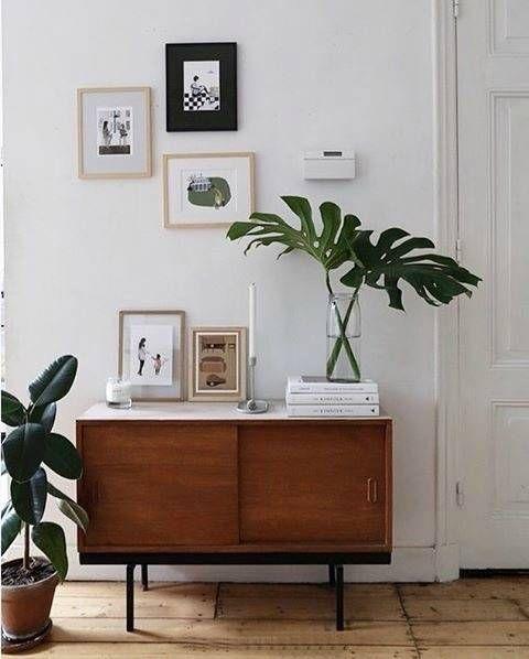 AuBergewohnlich ... Wohnzimmer, Inneneinrichtung, Einrichten Und Wohnen, Moderne  Einrichtung, Einfache Moderne Inneneinrichtung, Mitte Des Jahrhunderts  Modernes Sideboard, ...