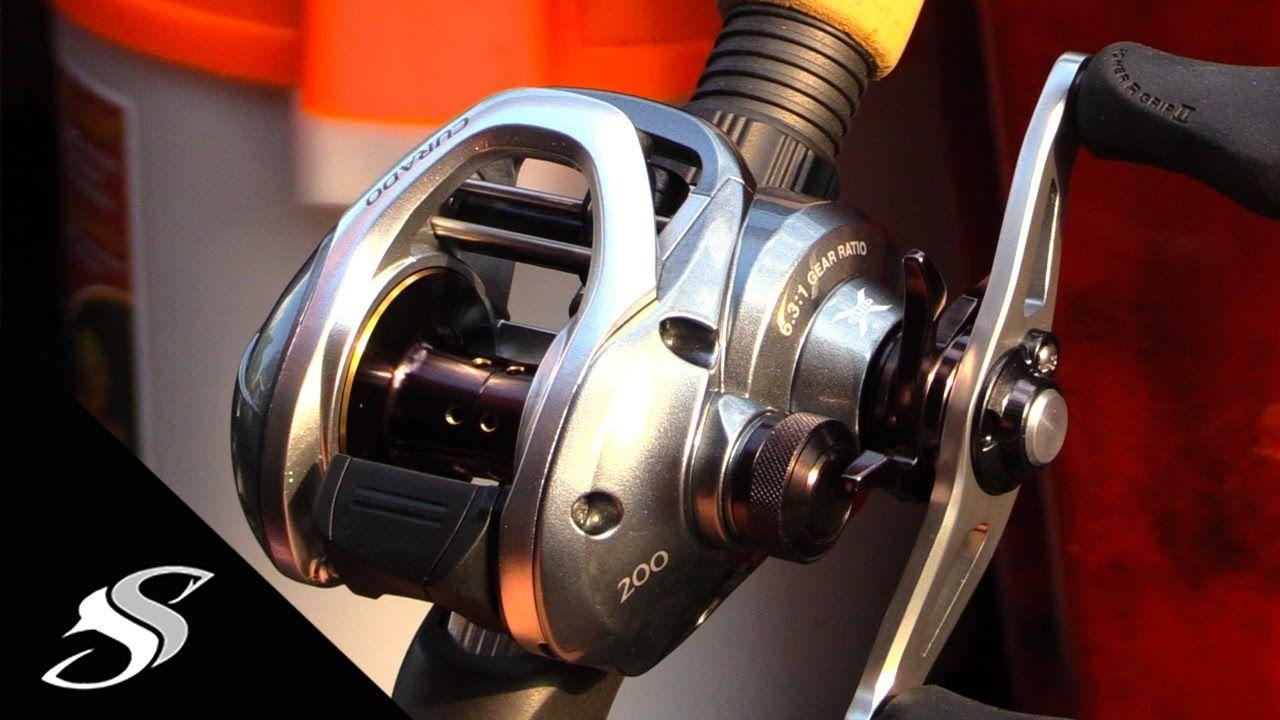 New Crankbait Rod & Reel Setup For Bass Fishing - St  Croix