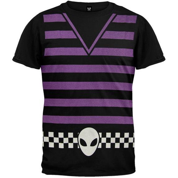Big Bang Theory Howard Wolowitz Costume T-Shirt NEW
