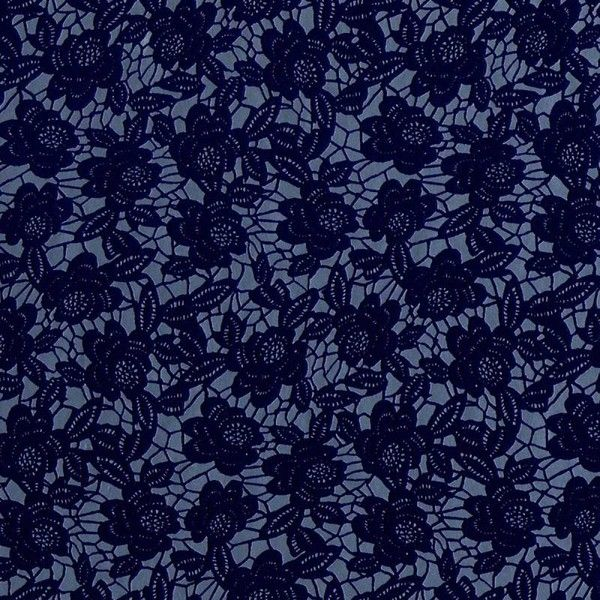 Astek Shadows On The Wall Dark Purple Floral Silver Wallpaper 62 Liked