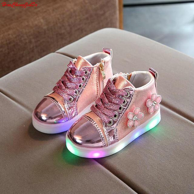 zapatos de deporte para niños