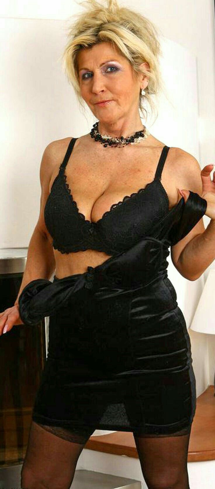 Sexy mature outfits #3