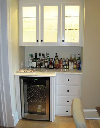 Turning Built In Desk Into Wine Cooler   Yahoo Image Search Results