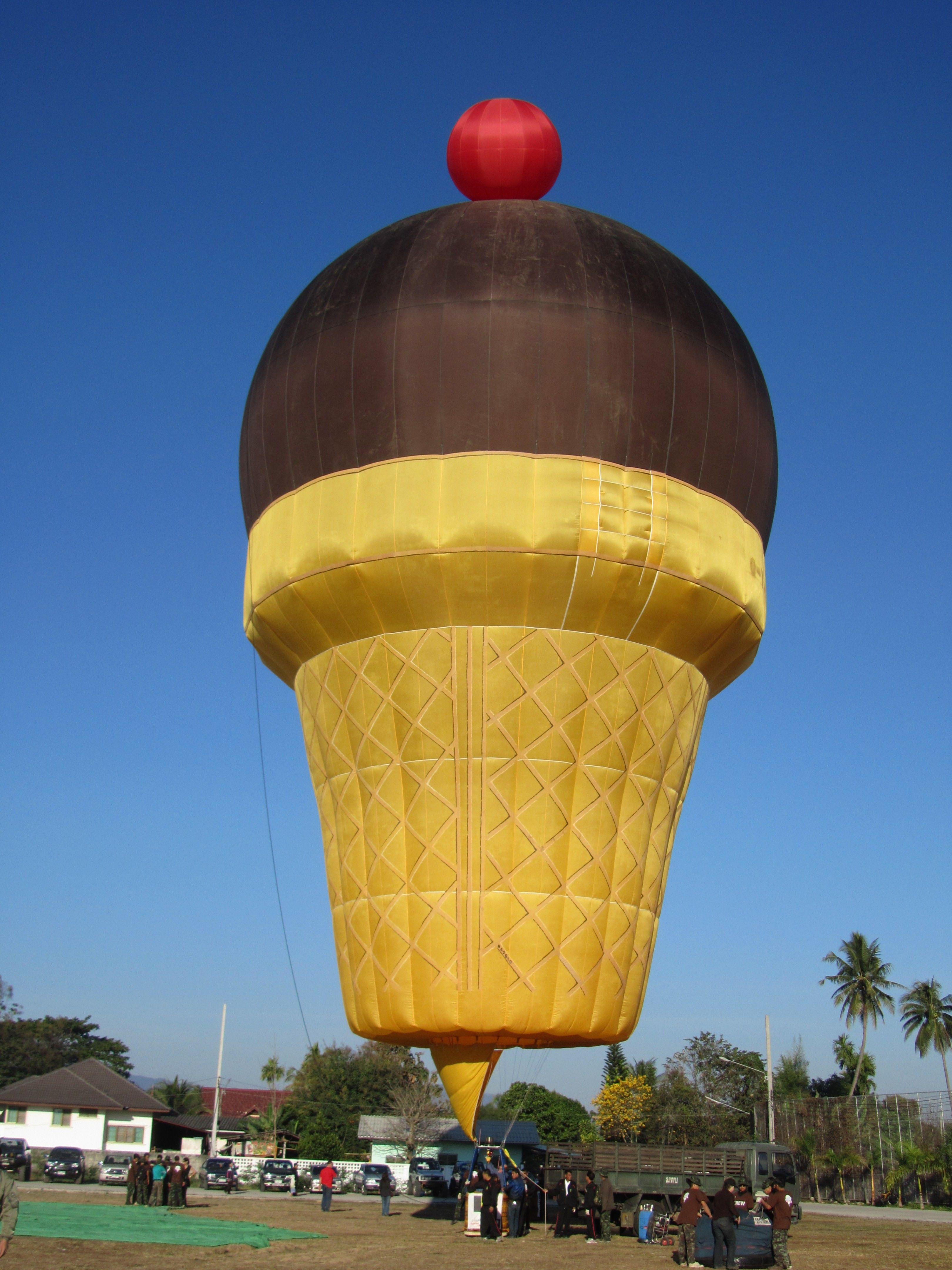 Special Shape Hot Air Balloon Photos 5029685371 For