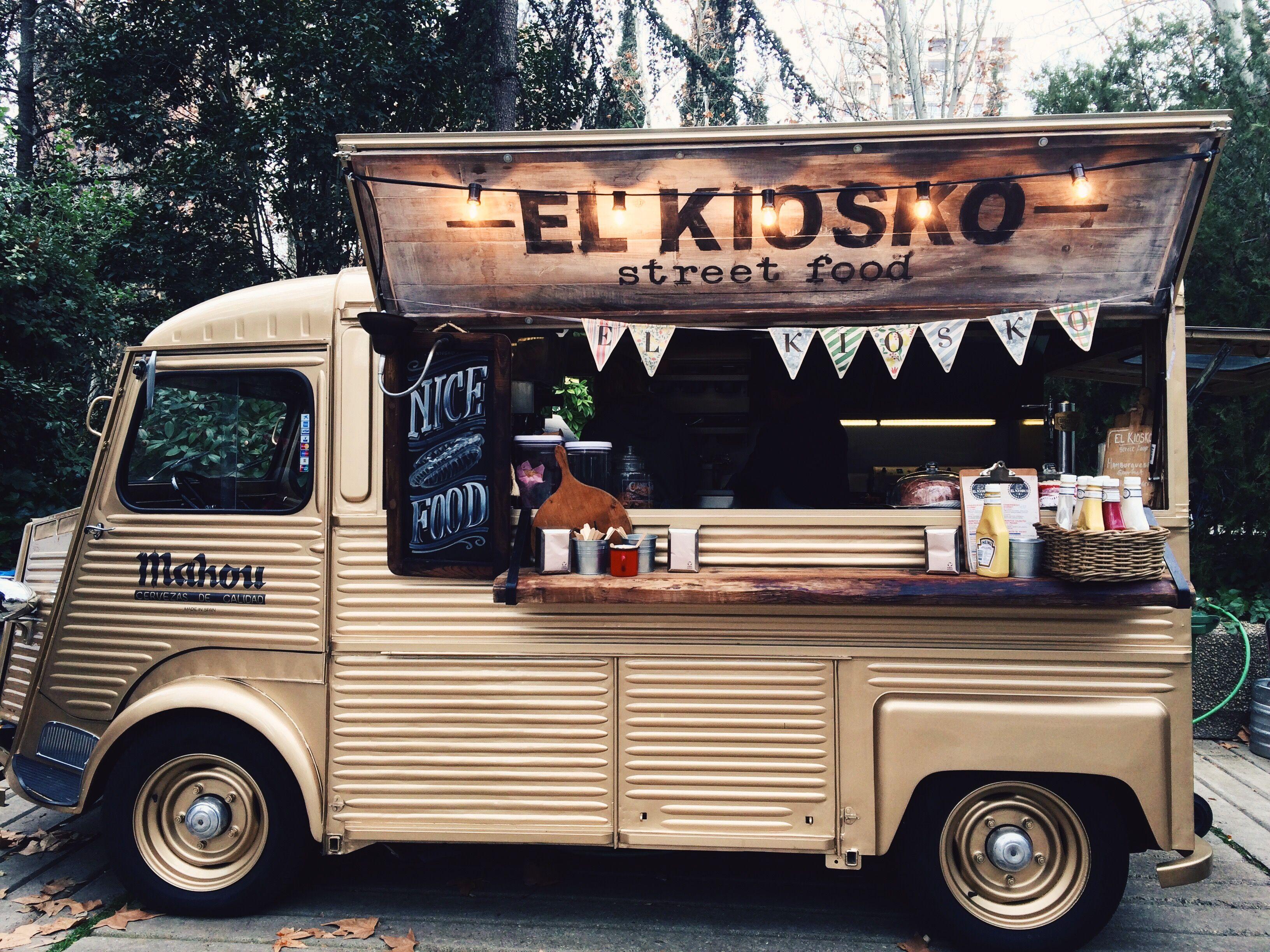 El kiosko buenos aires food truck coffee food truck