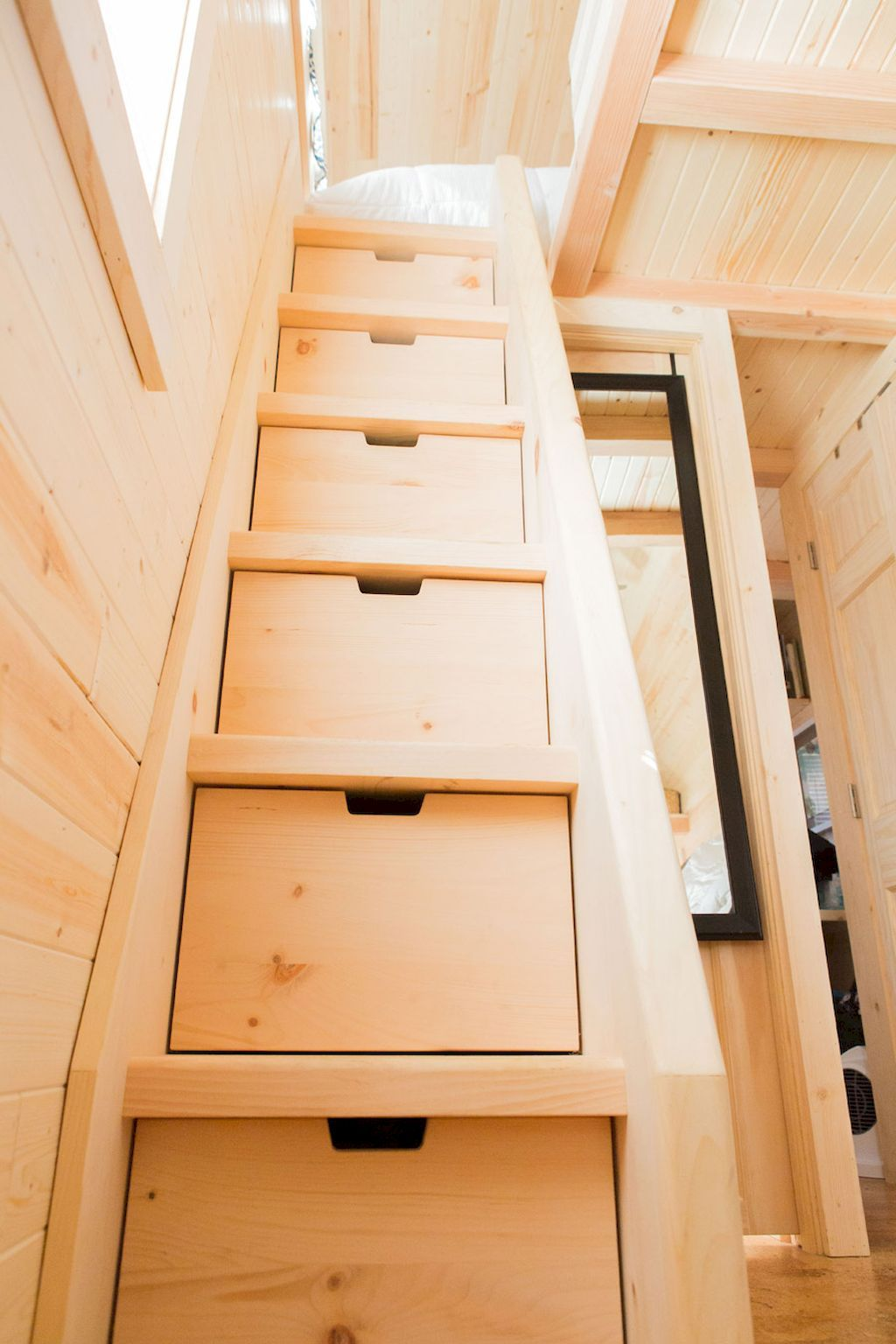 Pin By Lilly On My Garage Tiny House Stairs Tiny House
