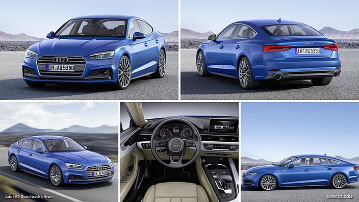 2017 Audi A5 Sportback G Tron With Images Audi A5 A5 Sportback Audi A5 Sportback