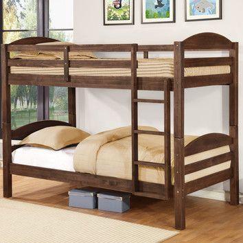 Stehekin cabin Wayfair $300 mattresses not included