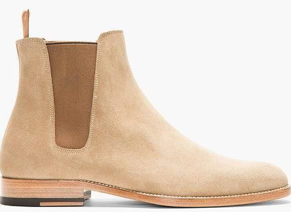 Light Tan Chelsea Boots Mens Gears To Get Tan Suede Chelsea