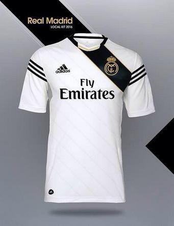 Une pépite a choisi le Real Madrid - http://bit.ly/1RBvUMZ