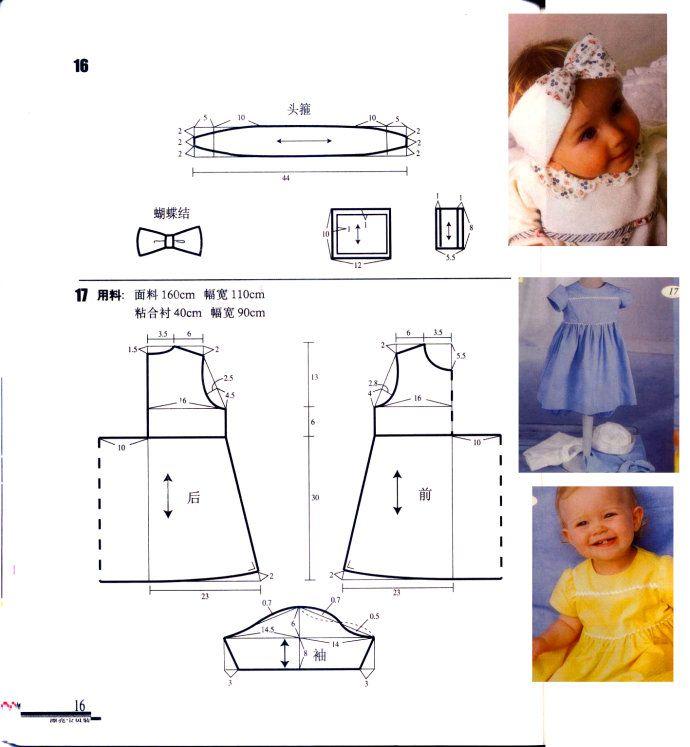 Pin de alexandra chacon en BEBES | Pinterest | Bebe, Patrones y Costura