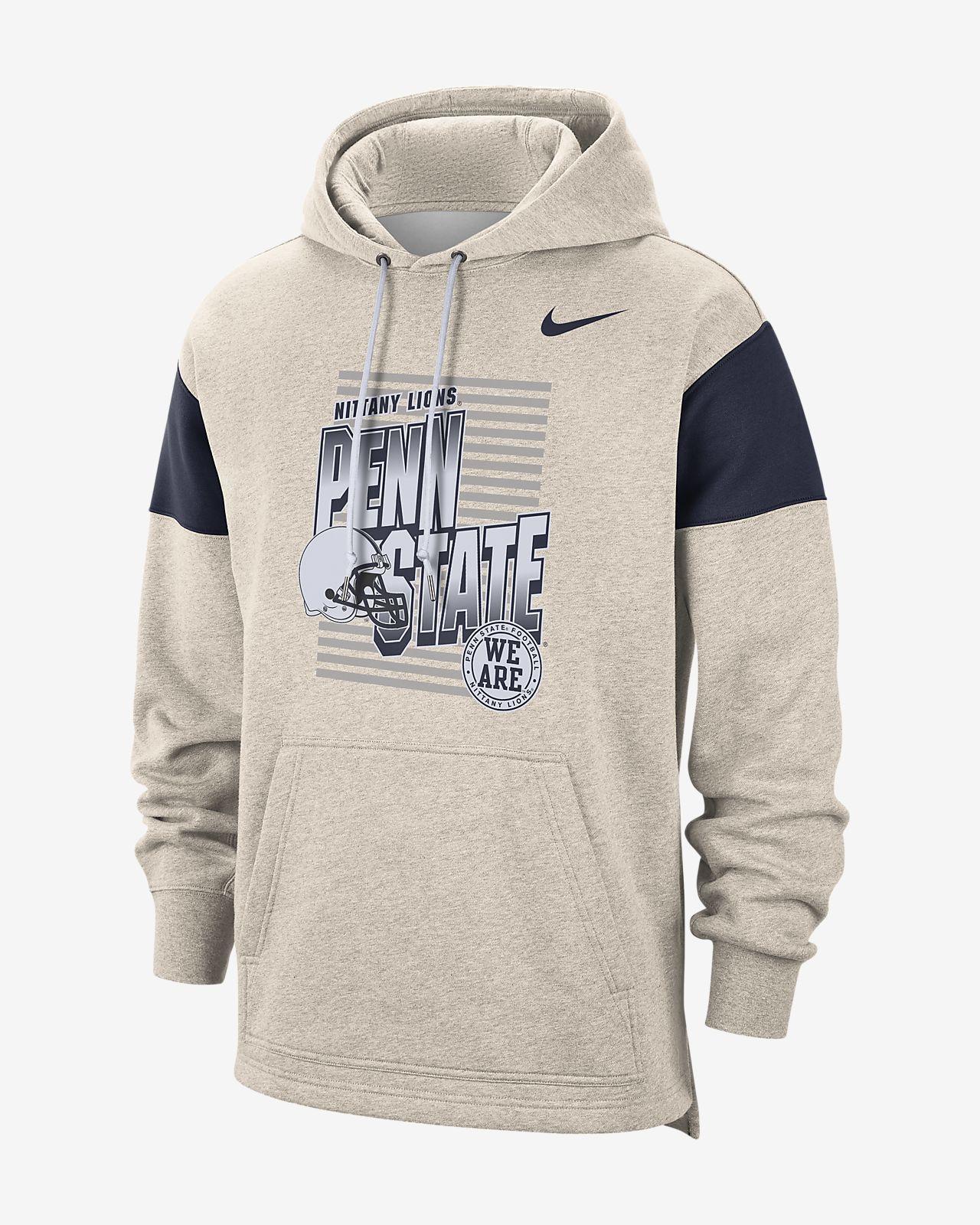 Nike Penn State Hoodie Hoodies men pullover, Hoodies