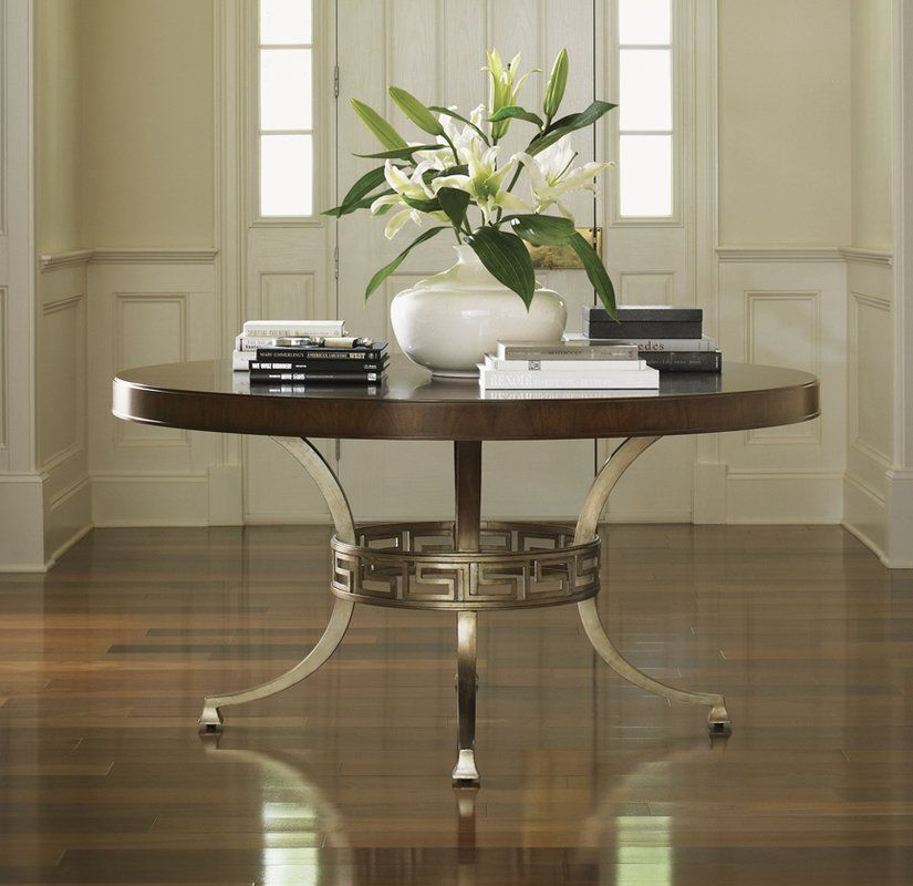 Lem 60 Dining Table By Saloom Furniture Different Colors Avail With Images Saloom Furniture Extension Dining