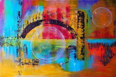 Temporalité: Le Pont des Arts ( Concours Myrankart, je compte s...